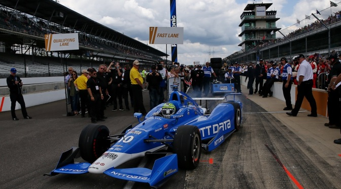 ¿Cómo clasificar para Indy 500?