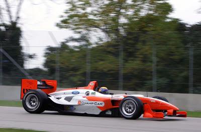 Moreno desarrolló el último chassis de Champ Car (FOTO: Archivo)