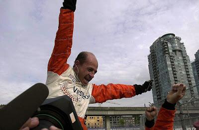 En total, logró dos victorias en CART (FOTO: Archivo)