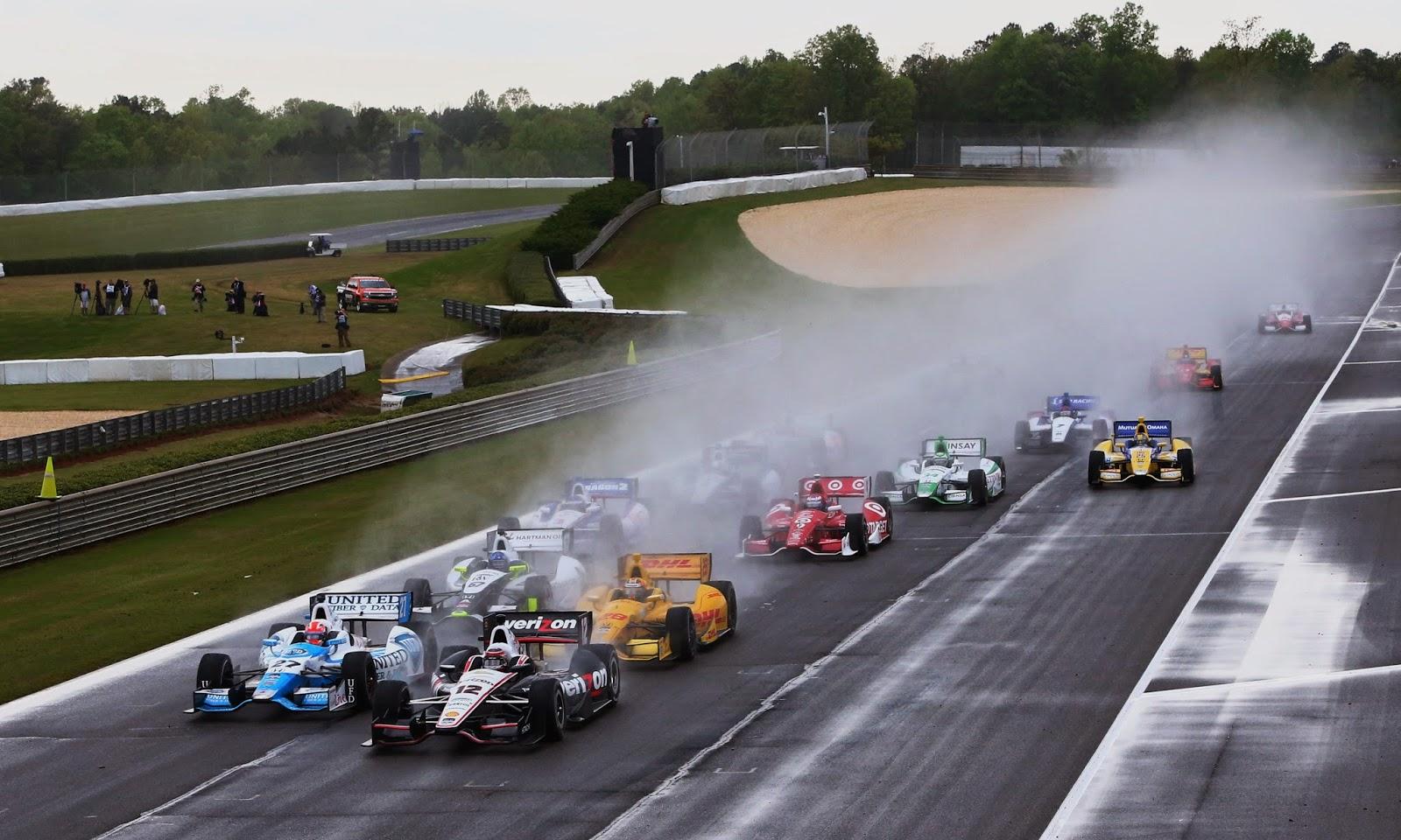 Circuito Barber : Barber motorsports park un circuito conocido por todos indycar