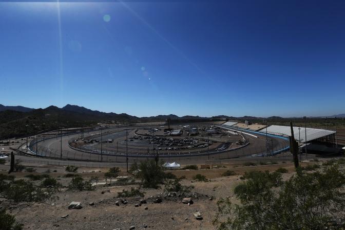 Se renueva Phoenix Raceway