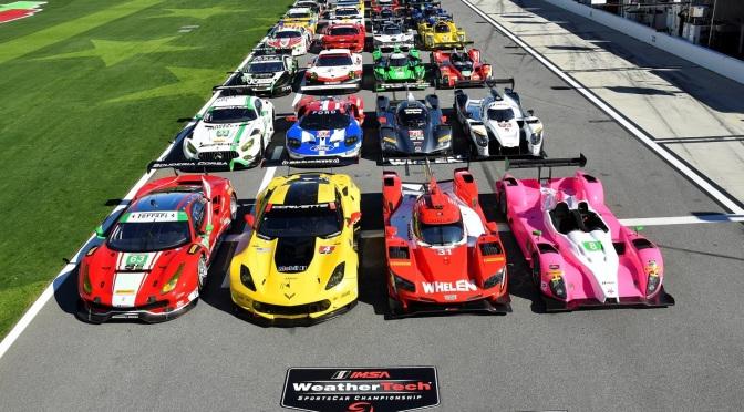 IndyCar, presente en las 24 Horas de Daytona