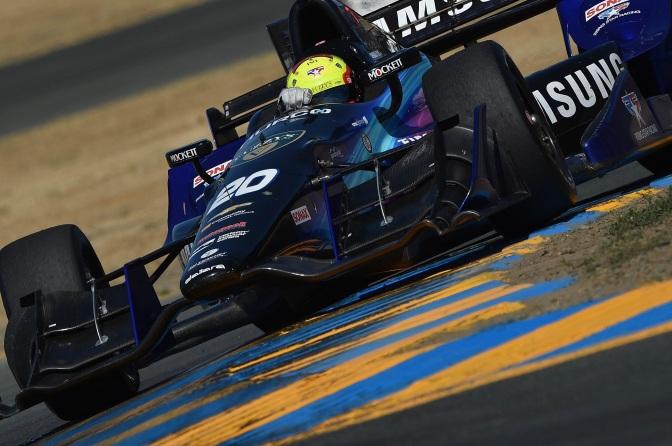 Pigot seguirá un año más con Ed Carpenter Racing