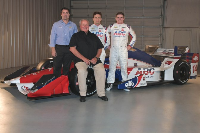 Se reestructura Foyt: regresan con Chevrolet