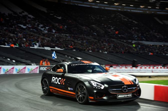 Inició la actividad del Race of Champions