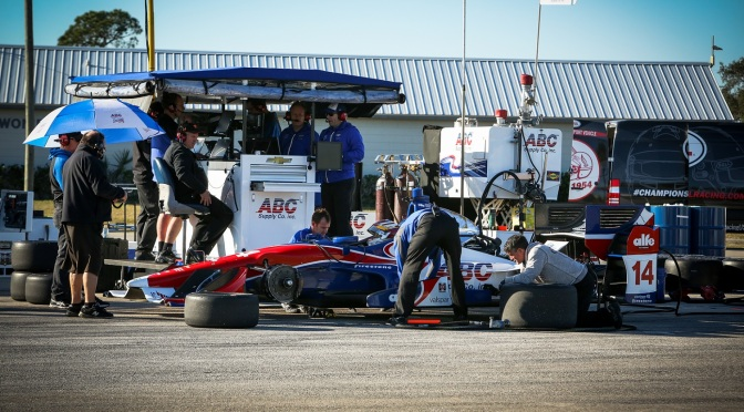 FOTO: Tim Holle/INDYCAR