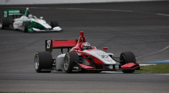 Calendario Indy Lights (FOTO: Joe Skibisnki/IMS Photo/Road to Indy)