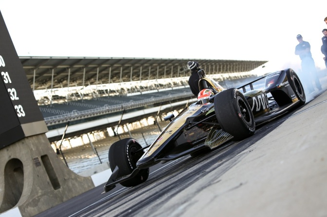 Calendario IndyCar (FOTO: Joe Skibisnki/INDYCAR)