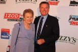 Betty Rutherford, esposa de Johnny Rutherford (FOTO: Chris Jones/INDYCAR)