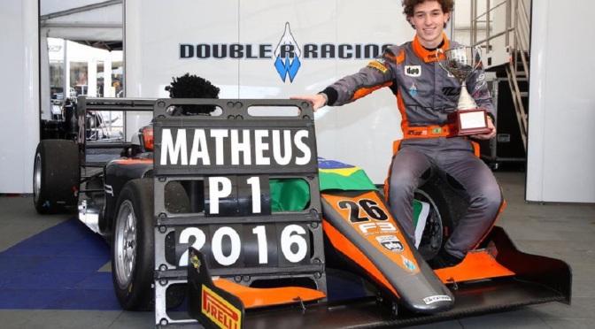 El campeón de la F3 Británica llega a Indy Lights