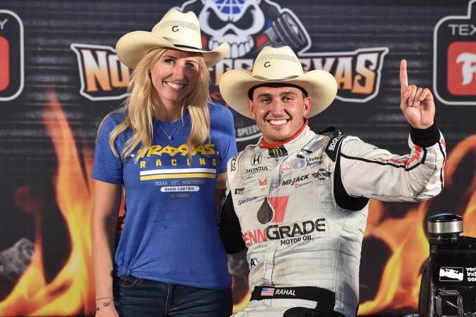 Las parejas de la IndyCar