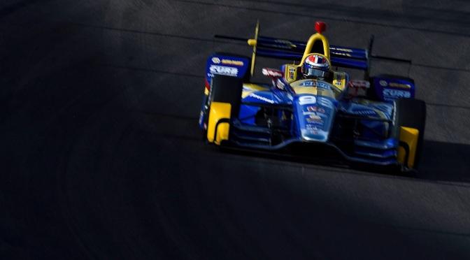 Choque de Rossi en la sesión vespertina del sábado