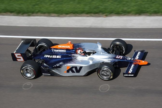 Desaparece KV Racing