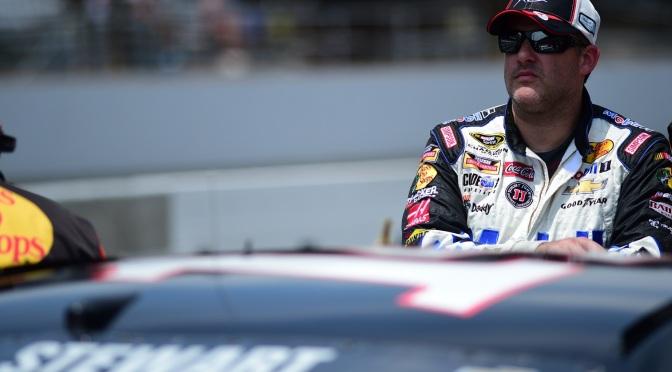 Stewart patrocinará tercer auto de Schmidt en Indy