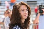 Kara Lazier, esposa de Buddy Lazier, ganador de Indy 500 en 1996 (FOTO: INDYCAR)