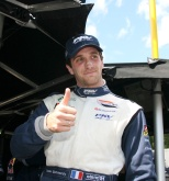 Inesperadamente, la primera pole position de KV fue cortesía de Tristan Gommendy, en Mont Tremblant, Canadá, en ese 2007 (FOTO: Archivo)