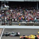 El momento más emblemático del equipo fue la victoria de Tony Kanaan en la Indy 500 de 2013 (FOTO: Archivo)