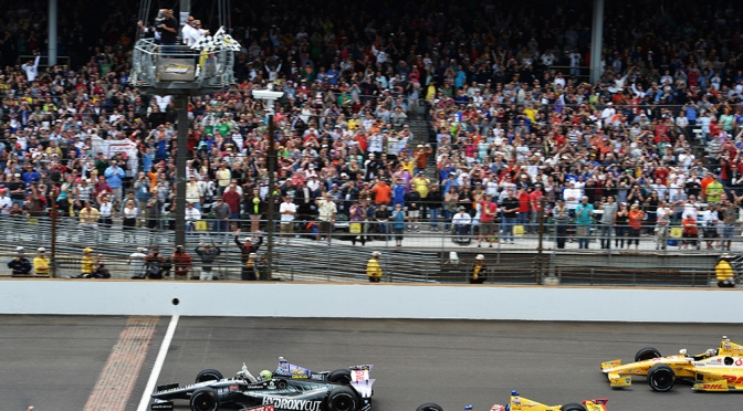 GALERÍA: Los momentos de KV en IndyCar