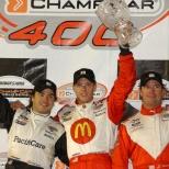 En ese mismo año llegó el último podium de Vasser en su carrera, en Las Vegas (FOTO: Archivo)