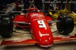 El modelo March 85C-Cosworth DFX V8t con el que Danny Sullivan ganó la Indy 500 de 1985.