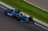 El ex Fórmula 1, Rubens Barrichello, corrió en KV en 2012, siendo 12° con dos Top 5's (FOTO: LAT Photo USA/INDYCAR)