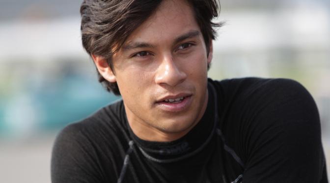 Alberico será cuarto piloto de Carlin