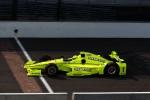 No. 1: Simon Pagenaud, Team Penske/Chevrolet (FOTO: Chris Jones/INDYCAR)