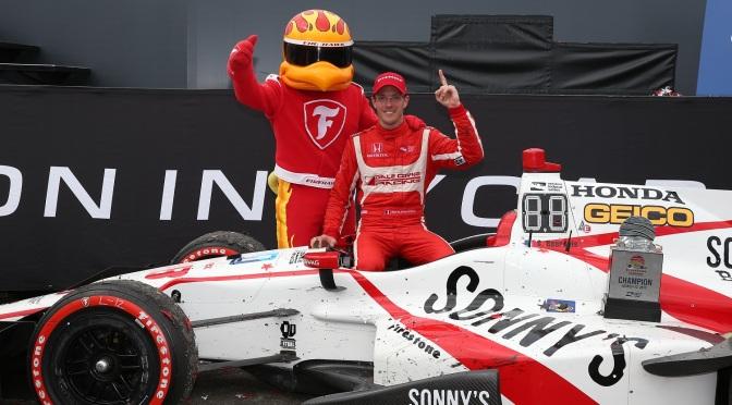 Bourdais domina la apertura de la IndyCar