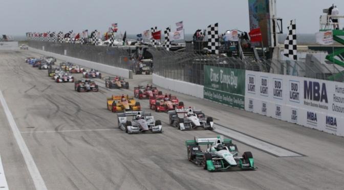 21 arrancan la temporada de la IndyCar