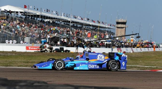 Dixon consolida dominio de Honda en la FP3