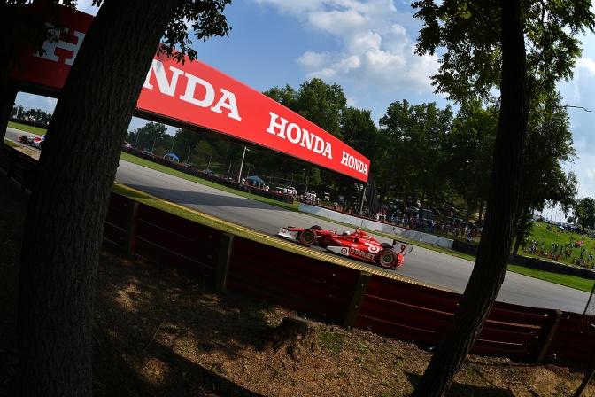 IndyCar y sus remontadas históricas