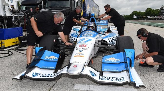 Andretti cambia de sponsor