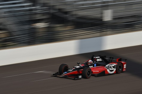 No. 15: Graham Rahal, Rahal Letterman Lanigan Racing/Honda (FOTO: Chris Owens/INDYCAR)
