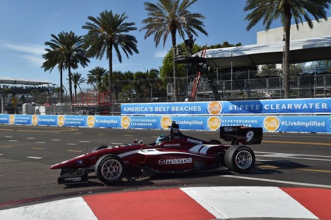 Telitz debutará en Indy Lights desde la pole