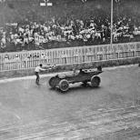 """La primera edición de las """"500 Millas de Indianapolis"""", en 1911, fue la primera que vio al ganador (Ray Harroun) lograr el triunfo desde el sitio 28 de largada (FOTO: IMS Photo)"""