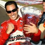 2006: Por primera vez desde sus días en CART, Helio Castroneves venció en circuitos no ovales en la edición del evento de 2006 (FOTO: Shawn Payne/INDYCAR)