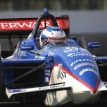 En su tercera participación en CART, Scott Dixon ganó en Nazareth Speedway, en 2001, tras iniciar en el lugar 23 (FOTO: Toyota)