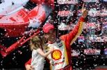 La nueva era de la IndyCar, con el regreso de Chevrolet y el debut de los chassis DW12, fue en 2012, año en el que Helio Castroneves superó a Scott Dixon (FOTO: Archivo)