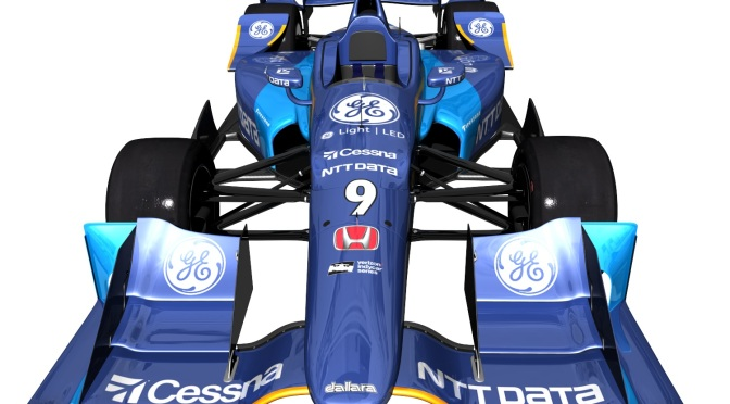 FOTO: Chip Ganassi Racing