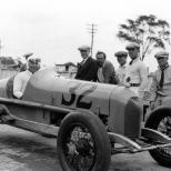 """Partiendo 22°, George Souders sumó su único triunfo en las """"500 Millas de Indianapolis"""" en 1927 con un Duesenberg (FOTO: IMS Photo)"""