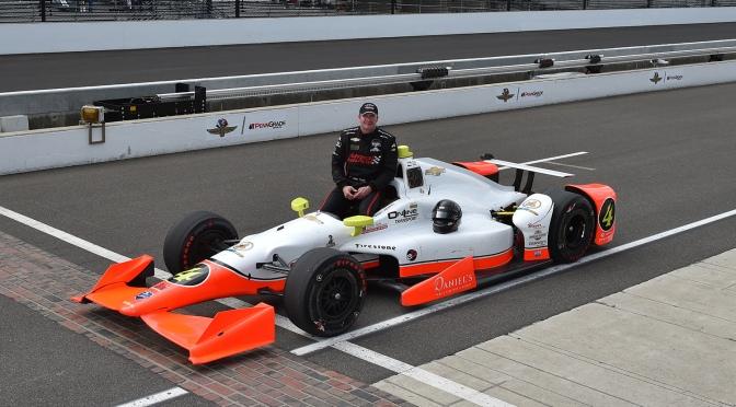 Los Lazier siguen trabajando para la Indy 500