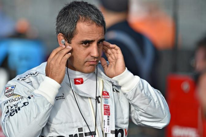 Montoya correrá el G.P. de Indy