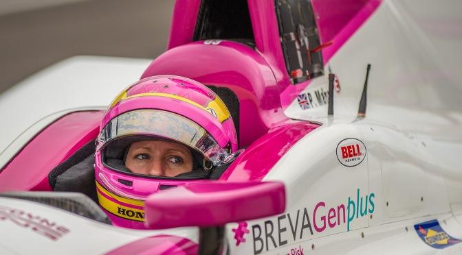 Mann volverá a participar en Indy 500 con Coyne