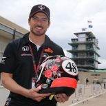 Veterano de más de 15 años, ya sea de tiempo completo o parcial, Alex Tagliani fue poleman de la Indy 500 en 2011, además de ganar en Elkhart Lake en 2004 (FOTO: Chris Jones/INDYCAR)