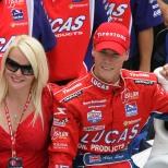 Otro británico, Alex Lloyd, campeón en 2007, sumó 10 victorias en 25 participaciones, además de 17 podiums y 5 pole positions (FOTO: Chris Jones/INDYCAR)