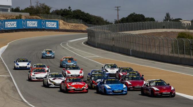 Debuta la Mazda MX-5 Cup como parte de IndyCar