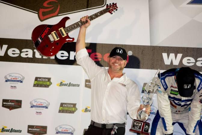 Michael Shank (FOTO: Facebook Michael Shank Racing)