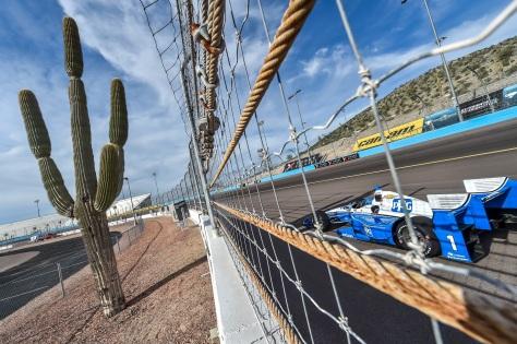Pagenaud en Phoenix (FOTO: Chris Owens/INDYCAR)