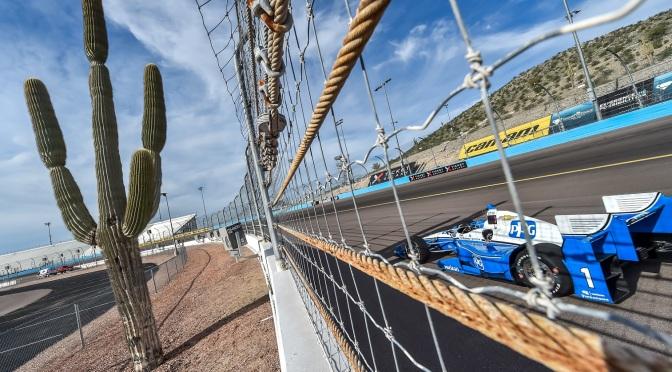 PREVIA: Phoenix inaugura la etapa oval de 2017