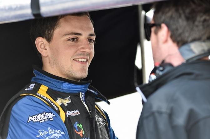 Stefan Wilson, el piloto que le dio paso a Alonso